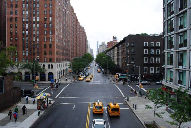 how to travel with anxiety in new york city