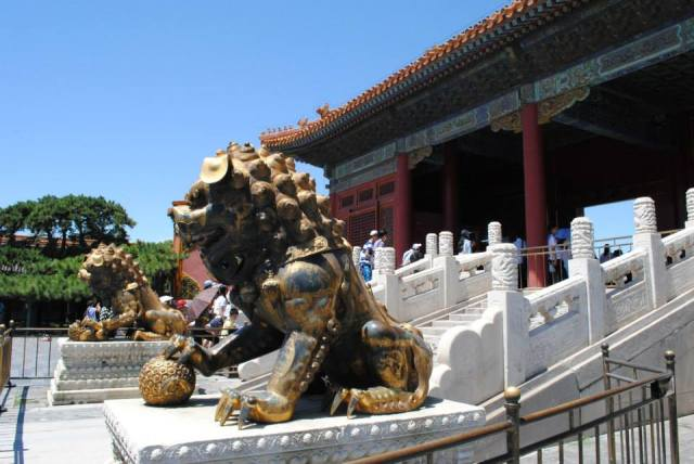 the Forbidden City is a must for things to do in Beijing