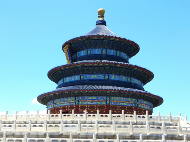 Temple of Heaven as a thing to see in Beijing