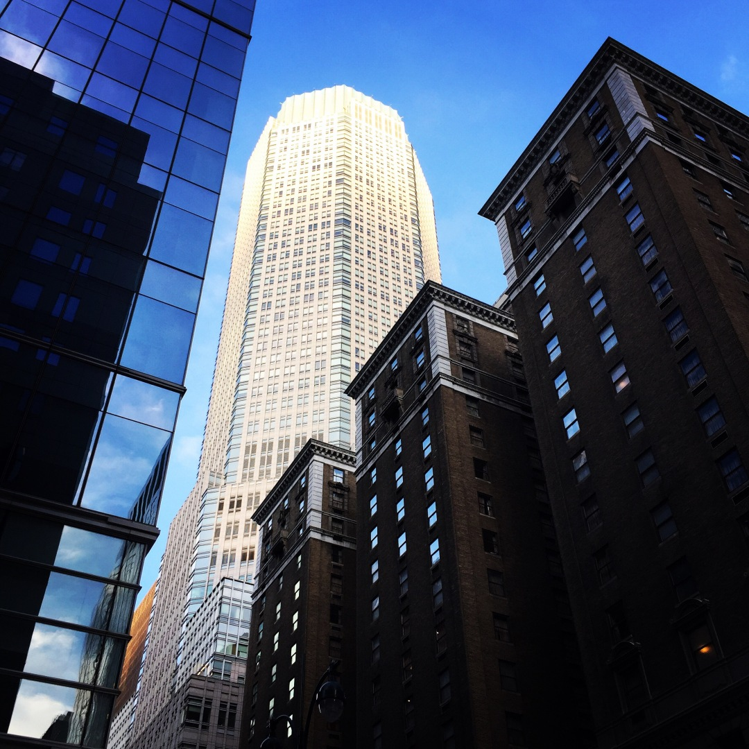how to take a cheap trip to NYC and see the empire state building