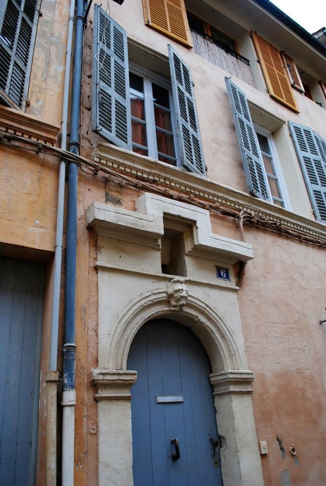 on our travel bucket list was going to Aix en Provence, France