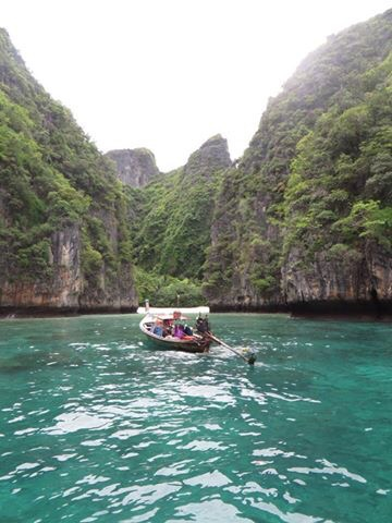 thailand travel tips in koh phi phi