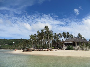 outrigger resort in koh phi phi thailand