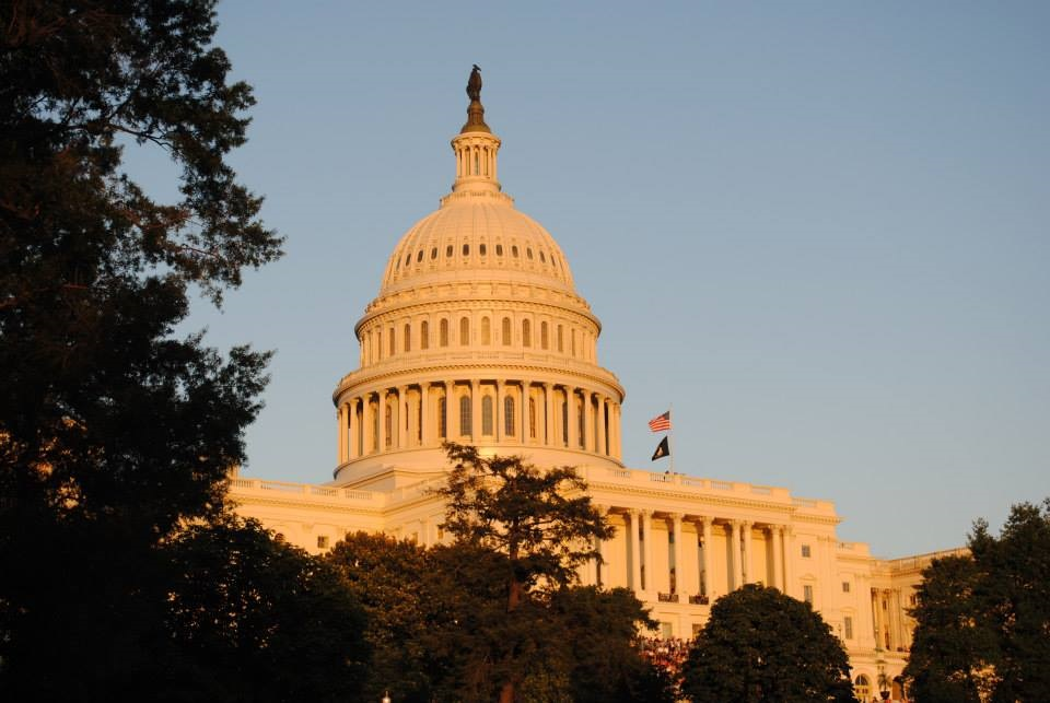 the Capitol building is a must-see during a weekend in Washington, D.C.