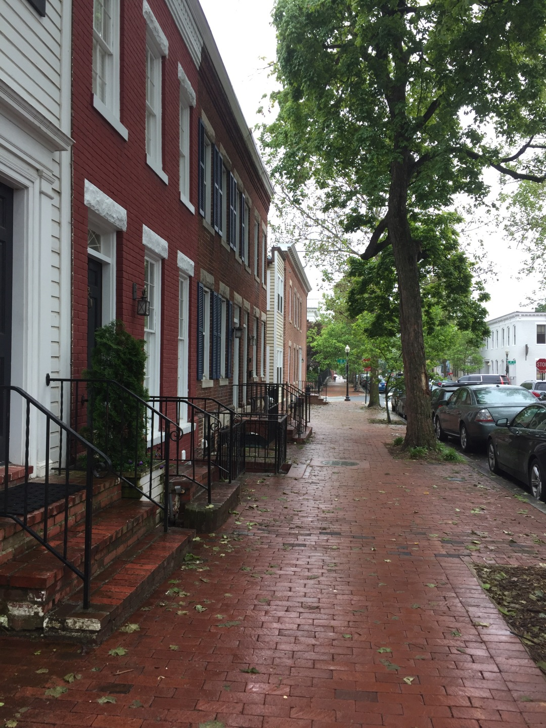 visit Georgetown during a weekend in Washington, D.C.