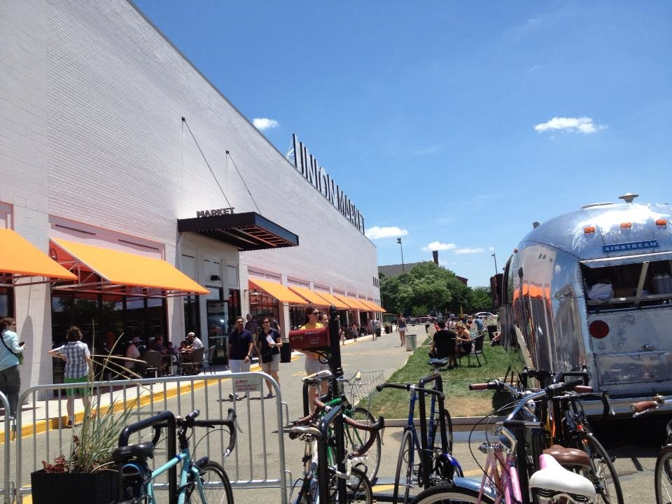 Union Market is something to visit during your weekend in Washington, D.C.