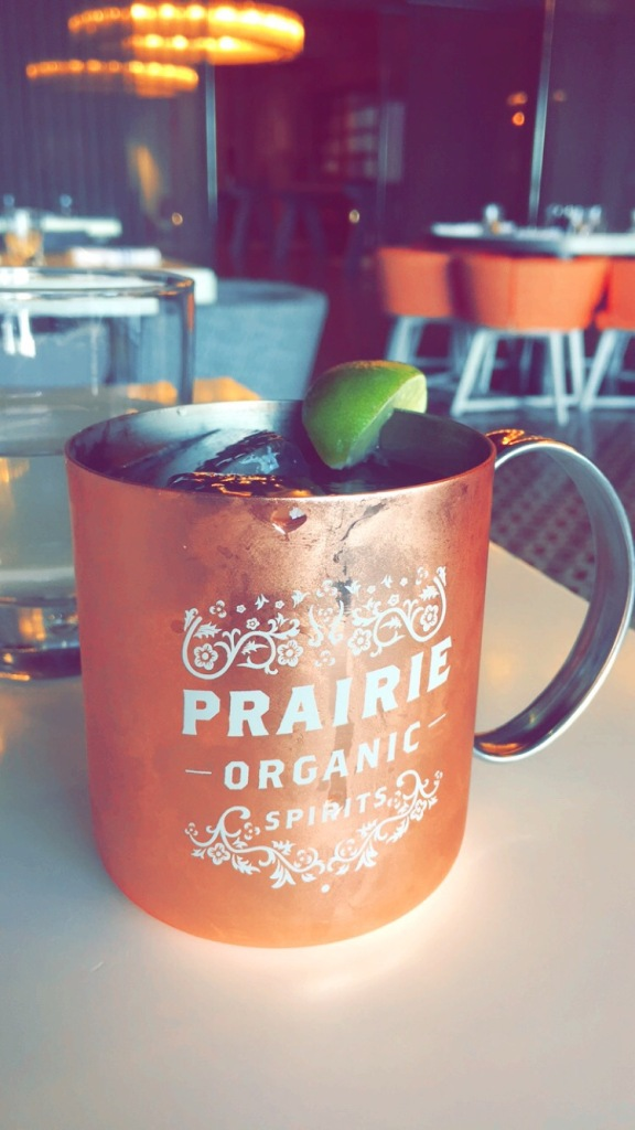 moscow mule in Mall of America