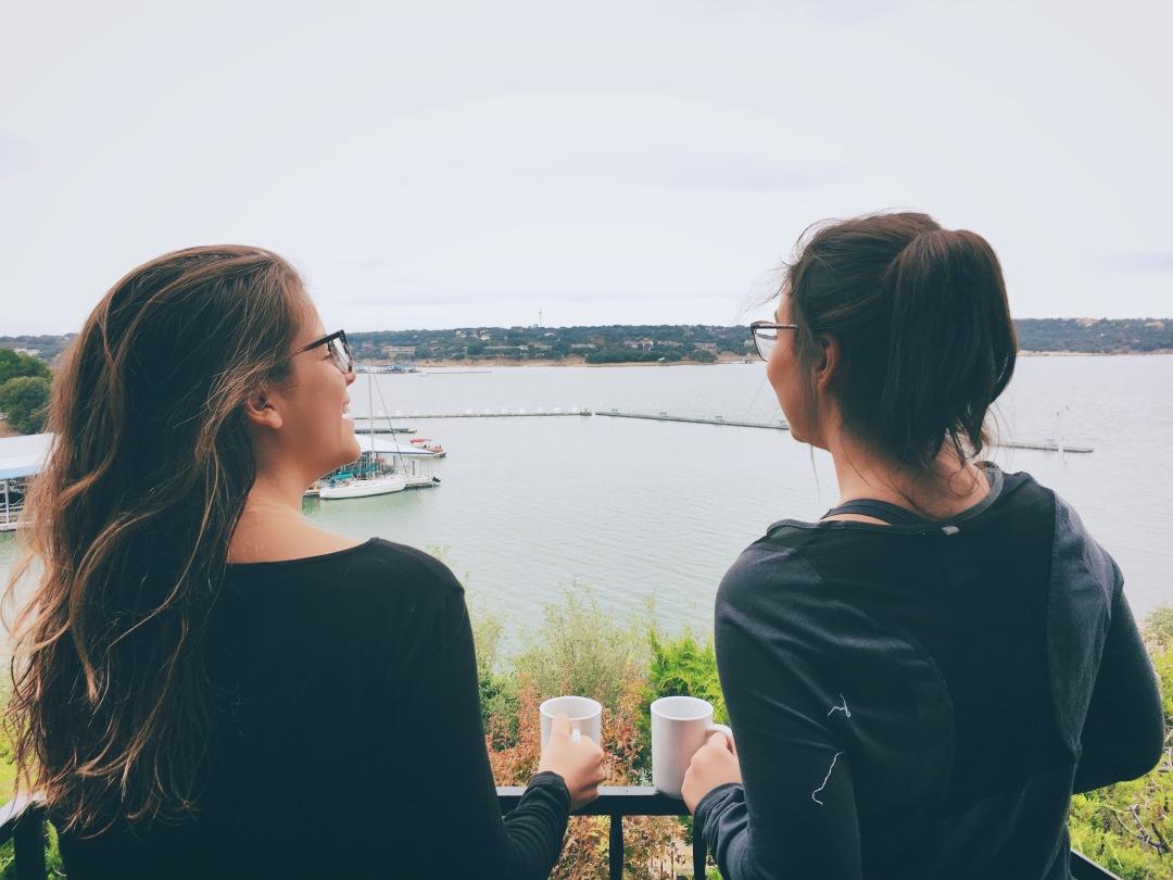 sisters in Austin, Texas