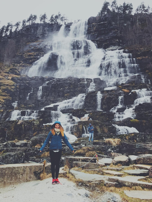 road trip through western Norway, near Hardanger