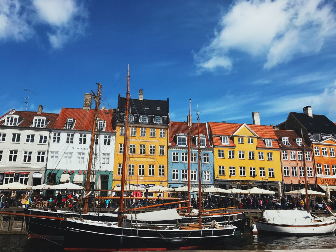 Nyhavn Waterfront to see when visiting Copenhagen