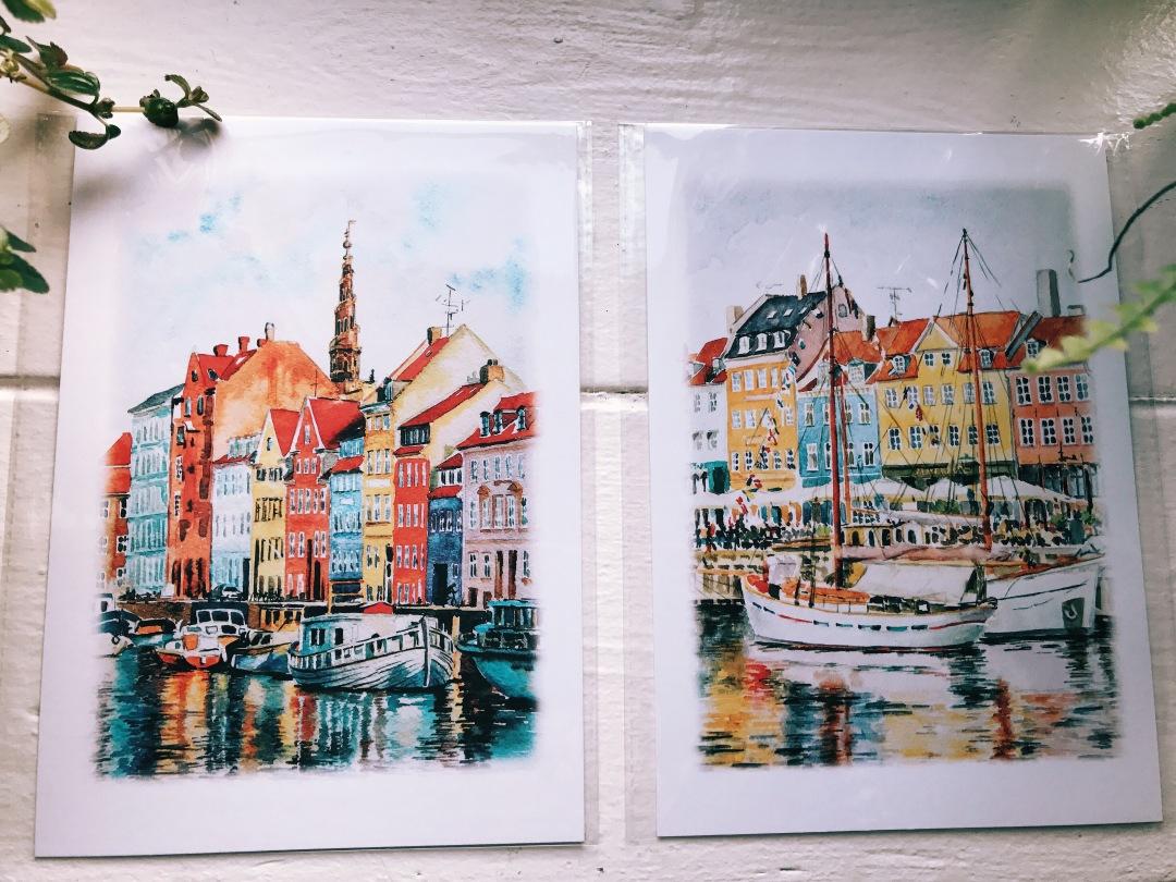 Copenhagen portraits